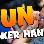 Fun Online Poker Hands I Played!