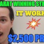 Christopher Mitchell FAN Baccarat Winning Strategy – $2,500 Cash Profit!