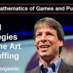04| Mixed Strategies and the Art of Bluffing – Mathematics of Games and Puzzles – Arthur Benjamin