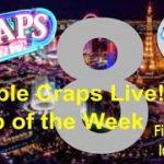 CRAPS: Bubble Craps Live: Tip of the Week 02/13/2020