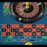 Roulette strategy with Dozens, Columns and 18 numbers.