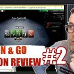 SPIN & GO Session Review No.2! Spin & Go Strategy