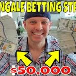 Martingale Betting Strategy By Professional Gambler Christopher Mitchell- Craps, Roulette & Baccarat