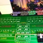Craps extreme collect double the green $50 table craps strategy video #5