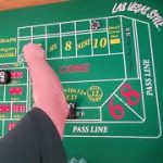 Craps strategy. Anything but 10! Partial martingale.