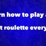 *WOW* Worlds Greatest Roulette System! Win at Roulette Every Time You Play! Never Lose at Roulette!
