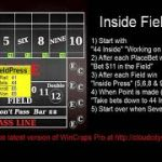 """Inside Field Press"" How to play craps nation strategies & tutorials 2020"