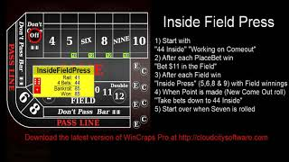 """""""Inside Field Press"""" How to play craps nation strategies & tutorials 2020"""