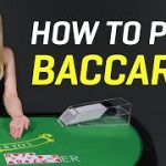 How to play BACCARAT? The most common questions answered!