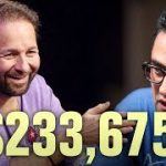 Daniel Negreanu DESTROYS Esfandiari – Three Huge Poker Hands