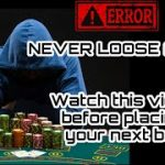 Never loose again | Win every bet you will place | #OnlineCasino #Roulette #Blackjack