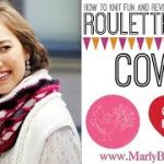 How to Knit Roulette Chic Cowl Pucker Stitch