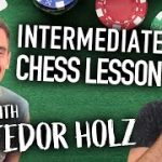 Chess Lesson with Poker Star Fedor Holz | Intermediate Strategy and Analysis