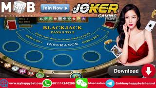 TIPS ON HOW TO ALWAYS WIN BLACKJACK GAME (My Happy Bet)