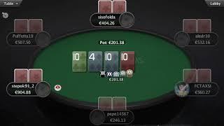 NL500 sisofolda vs stepok91_2 pokerstars.it