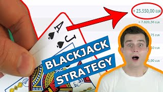 Blackjack Strategy Online? BEST Tips To Win $90,000 a month!