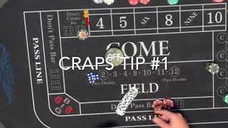 Craps Hack #1 – Coloring up