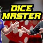 Challenge A Dice Master Dealer in Craps