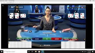 "Baccarat Winning Strategies "" LIVE PLAY "" 5/4/20"