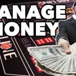 Craps Money Management  | Color Up Method
