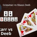Poker Strategy: 3bet pot Grimstarr vs Shaun Deeb Hand
