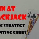 How To Win At BlackJack Always | Counting Cards And Basic Strategy |