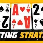 2-1-2  BLACKJACK BETTING STRATEGY