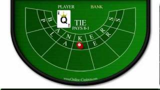 How to play Baccarat – Mini Baccarat Rules