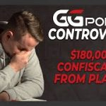 GG Poker Confiscating $180K From A Poker Player | Bencb's thoughts