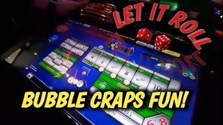 Bubble Craps from Cripple Creek – Come hang out and have some fun with us!