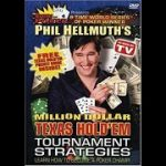 Phil Hellmuth's Million Dollar Texas Hold'em Tournament Strategies