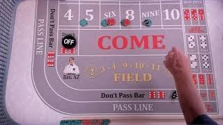 Craps Strategies: Match Betting