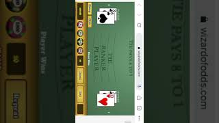 EasyMoney Baccarat Strategy! 99% Success Rate! Holy Grail Of Baccarat! 6 Units or More…  Session 1