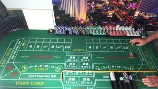 $2020 high roller craps strategy