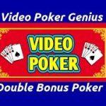 Video Poker Genius [Part 3] – Double Bonus Poker