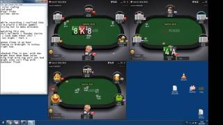 Part 4/5 6max Strategy 25nl Cash Game Live session Texas-Holdem