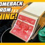 BIG COMEBACK FROM NOTHING! ONE SHOE BLACKJACK CHALLENGE | EPISODE 11