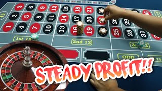 90% WIN RATE ON ROULETTE!! Modified 24 + 8 Roulette System