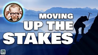Moving Up the Poker Stakes: What You have to keep in mind!