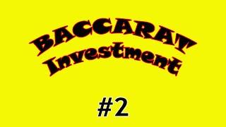 Investing Winning Money Baccarat 2