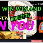 AMERICAN / EUROPEAN ROULETTE STRATEGY TO WIN BIG 100% SURE