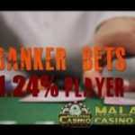 How to play Baccarat – Must learn Strategy – Malaysai Casino Review