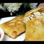 Cheesy Chicken Craps| Ramadan Special 2020|Tips by Farah