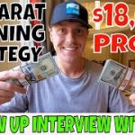 "Christopher Mitchell $18,000 Follow Up Interview With ""TJ"" Using Baccarat Winning Strategy."