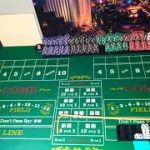 New cold table against old cold table craps strategy