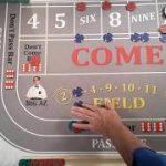 Winning Craps Strategy : Don't Pass 4 Dummies 13.1