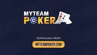 How to Play Poker | Learn How to Play Texas Hold'em Poker | MyTeamPoker