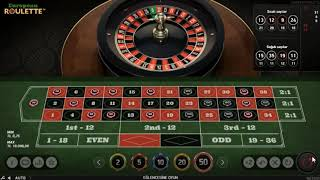 Free Roulette Strategy! (Try It at Auto Roulette or Live Dealer)