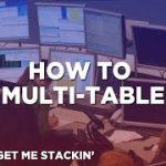 How to Multitable Online Poker