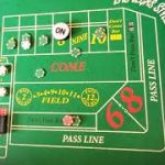 Craps strategy I saw at the casino. The right way!
